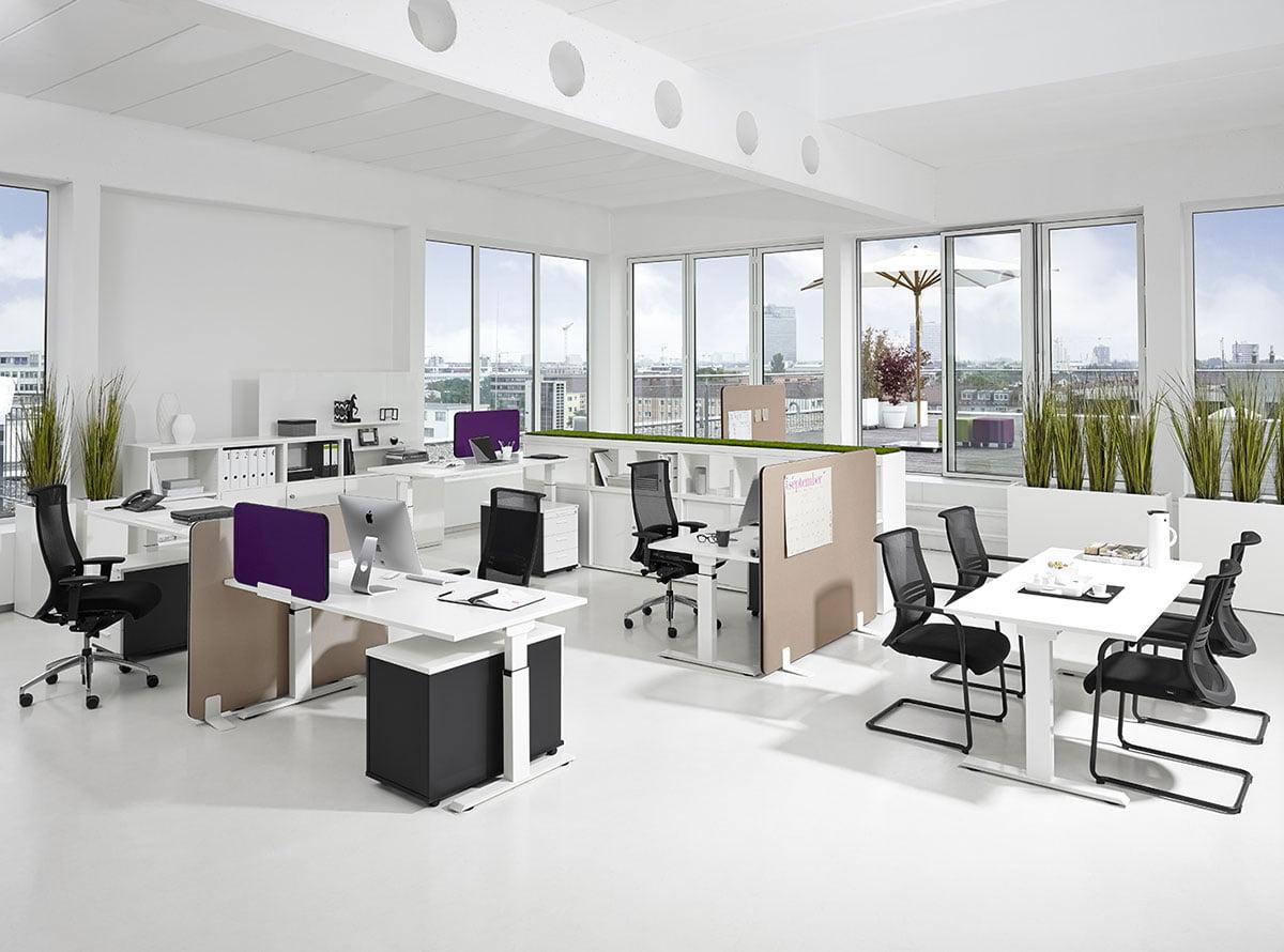 Büromöbel | Wohlfühlen im Büro ist keine seltenheit mehr