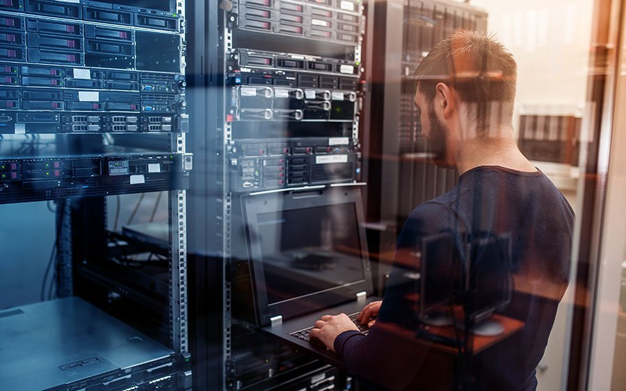 Server und Netzwerktechnik Eichsfeld